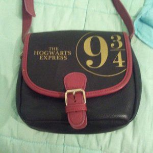 Harry Potter 9 3/4 purse